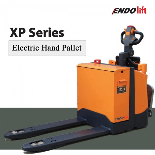 XP SERIES - ELECTRIC HAND PALLET