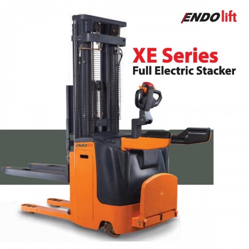 XE SERIES - FULL ELECTRIC STACKER