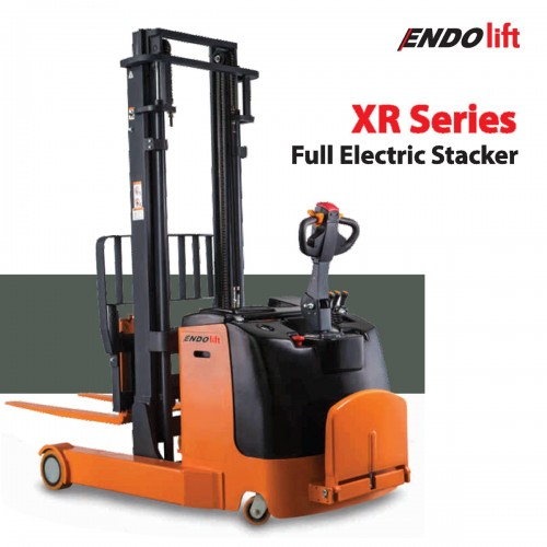 XR SERIES - FULL ELECTRIC STACKER
