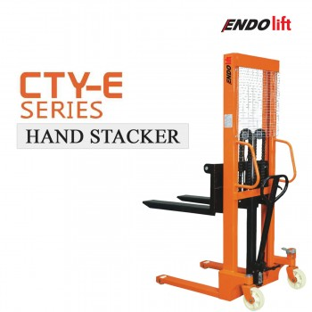 CTY-E SERIES - HAND STACKER