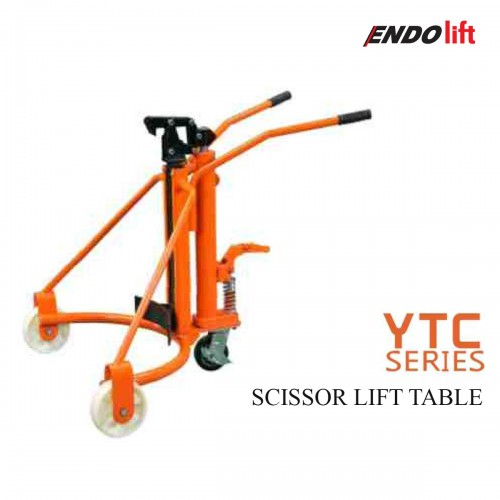 YTC SERIES - SCISSOR LIFT TABLE